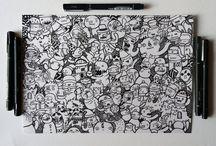 Doodlescribblepaint&draw