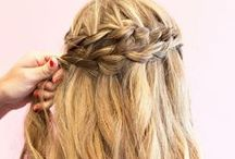 Hairstyles / Everyday hairstyles
