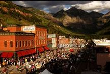 Telluride 4th of July / How will you spend the 4th this year? Telluride's 4th of July celebration is like no other. Here are some ideas of how to spend your holiday like a Tellurite!