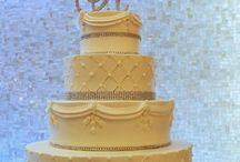 Jericho Terrace's Wedding Cakes / Let us take care of the details. Jericho Terrace's professional and talented staff can customize the wedding cake of your dreams.