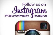 Asbury University Instagram / Follow us @asburyuniversity and tag #asburyu in the pictures you would like to share!  / by Asbury University