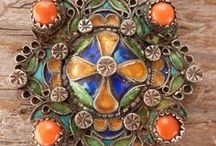 Morrocan Jewellery / Ethnic and Tribal Berber Jewellery and Accessories from Morocco - be inspired!