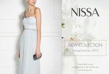 SS 2015 / New Collection NISSA SS2015  www.nissa.com
