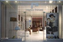 IPNOTIC_Showroom Marino Fabiani / wnętrze publiczne