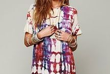 Styles for batik and tie dye / fashion