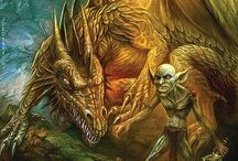 ~~~~~~~Dragons~~~~~~~ / Because Dragons are Awesome :-) / by Leslee