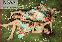 "Campaign ss2015 / NISSA ""Secret Garden"" Campaign SS2015  #ss2015 #fashion #campaign"
