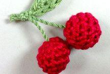 Crochet food...