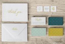 Inspiration - Branding / Inspirational branding ideas.