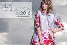 SPRING SUMMER Campaign 2016 / NISSA ss2016 Campaign
