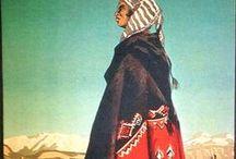 maroc affiche vintage