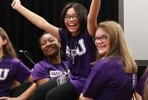 High School Experience at AU / Asbury University offers classes and summer camps for those who are still in high school. Check out ImpactU and Asbury Academy!