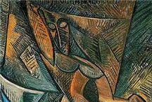 Африка Пикассо,Модильяни и т.д.