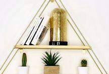 Home decoration / Horialeblog.com/hauldeco