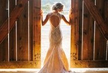 Wedding Dress Romance / As kind of romance and glamour, wedding dresses can make our princess dream come true, so I guess you would never miss those fantastic collections.