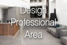 Design Professional Area / Inalco has developed a modern showroom, specially designed to meet the needs of the most demanding professionals. It has become the perfect space for creating and designing new projects.