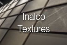 Inalco Textures / You can enjoy with the awesome textures and reliefs of our Inalco porcelain tiles.