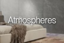 Atmospheres / Pictures of Inalco´s top collections, in modern settings.