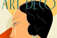 The Era of........Art Deco / One of The most exciting times in our history of design....
