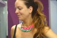 COMPLEMENTOS FLUOR accessories / Collares y pulseras fluor Necklace and collar neon