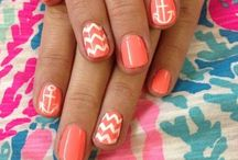 """Nail Artist in Me / Fun Nails idea.  The """"Nail Artist in Me"""" makes me giggle.  Is that even a word? lol :)"""