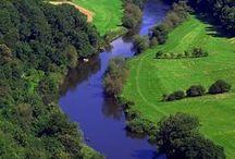 Forest of Dean, England / Holiday destination Dec 2013
