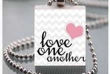 Love & Serve One Another ♥ /  ♥