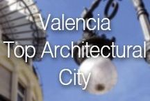 Valencia - Top architectural city / Valencia is a great place to visit if you want to enjoy a wide variety of architectural styles and iconic buildings.