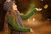 Gift of Autumn ✜ 秋物語 / ~Autumn*Fall Story 秋の贈り物~  Good bye summer, Hello autumn.... 秋のお便り