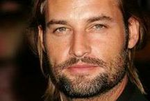 "Josh Holloway / If you found my other boards, you'll know this is #3 on my ""Men I'd like to....know."" Oh, get your mind out of the gutter."