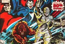 Marvel Monsters / by Dean Kish