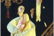 Erte' / 1920's