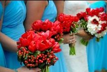 Bridesmaids Bouquets from JL Designs / This board is made of Bridesmaids Bouquets By JL DESIGNS Designers! www.jldesignsweddings.com ©2015