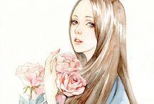 anime illust ART ✍ 絵 / ✍ art inspiration ✍ animation illustration manga ... アニメ イラスト