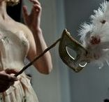 """Masquerade / """"Virtue has a veil, vice a mask."""" Victor Hugo"""