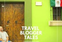 Travel Blogger Tales / A selection of the best pins from my fellow Travel Bloggers to give you a wide variety of travel tips and advice.