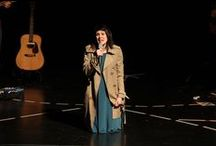 Encisat_Anna Roig i l'ombre de ton chien / Fotografies del concert de L'Anna Roig i l'ombre de ton chien al Cicle Encisat del dia 5 de febrer de 2016, al SAT Teatre de Sant Andreu (Barcelona).