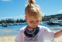 Manuel Montt - Summer / 100% Organic Kidswear | SHOP: www.manuelmontt.com.au