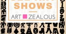 MUST SEE SHOWS / Art shows you can't miss!