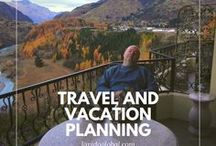 Travel and Vacation Planning / Taking a vacation with zero planning is a recipe for disaster. Find tips, tricks, advice and inspiration to help you create the perfect trip every time.