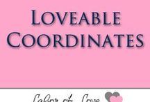 Loveable Coordinates / See our personal recommendations for products that match your favorite Labor of Love Baby Boutique picks.
