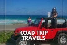 Road Trip Travel Tips / Road trips are a unique way to travel and see the world. Explore the United States, Europe, Africa, Australia, New Zealand, and more by car! Road trip itineraries, road trip travel tips and tricks, and more.