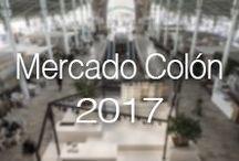 Inalco at Mercado Colón 2017 (Valencia)