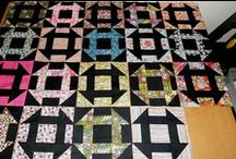 Quilts I Like / Inspiration for both piecing and quilting!!