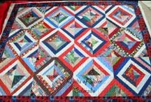 Quilts of Valor / Honoring our Veterans one quilt at a time - read more about our Colorado project at http://alyciaquilts.blogspot.com