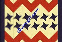 Quilt Patterns by Alycia / Quilt Patterns that I have designed.... Aspiring to create even more ;-)