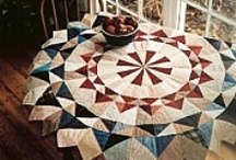 Quilted Table Runners / by Deb Curtis