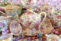 chintz / by Sherrie Amos
