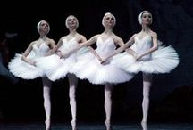 For Aspiring Ballerinas / Pictures to inspire my little ballerinas who would like to be like this one day.