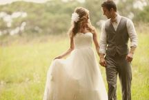 Wearing white / My wedding dreams  / by Abby Parker